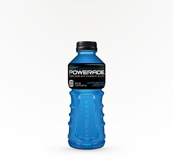 Powerade Mt. Blast Sport