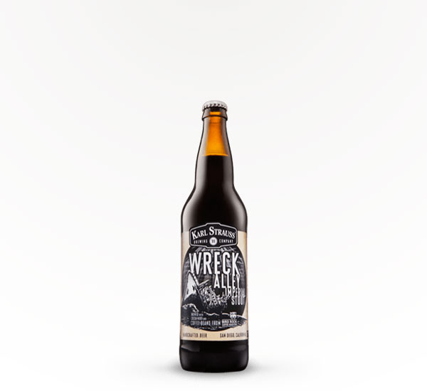 Karl Strauss Wreck Alley Stout