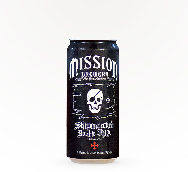 Mission Shipwrecked IPA