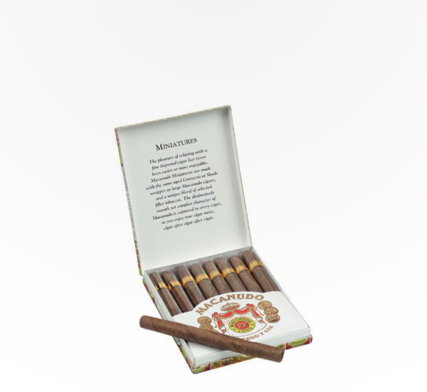 Macanudo Miniatures 8-Pack