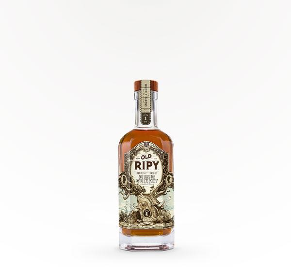 Old Ripy Bourbon Whiskey 104 Proof