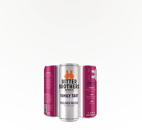 Bitter Brothers Brewing Family Tart Seasonal - White Peach