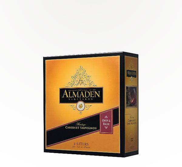 Almaden Cabernet Box
