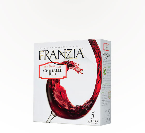 Franzia Chillable Red 5l Box