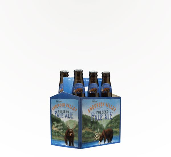 Anderson Valley Poleeko Gold Pale Ale