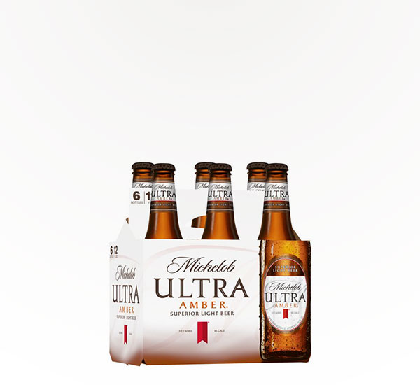 Michelob Ultra Amber Light