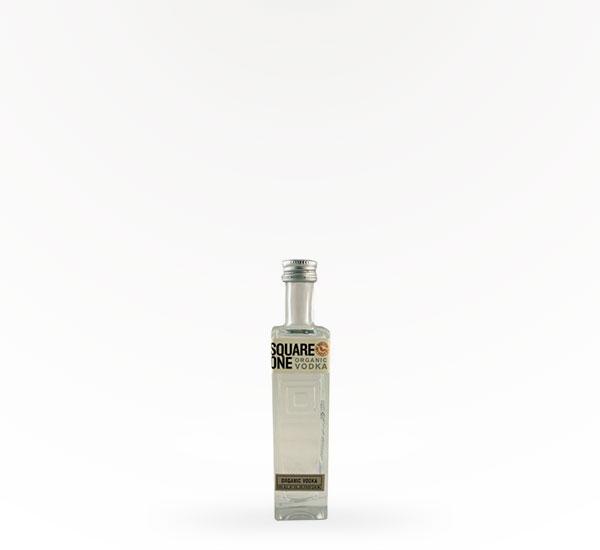 Square One Organic Vodka 50 Ml