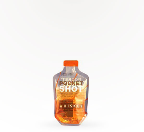 Pocket Shot Whiskey 50ml