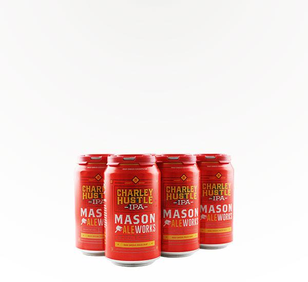 Mason Ale Works Charley Hustle Red IPA