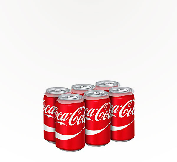 Coke 6 Pk 12 OZ Can