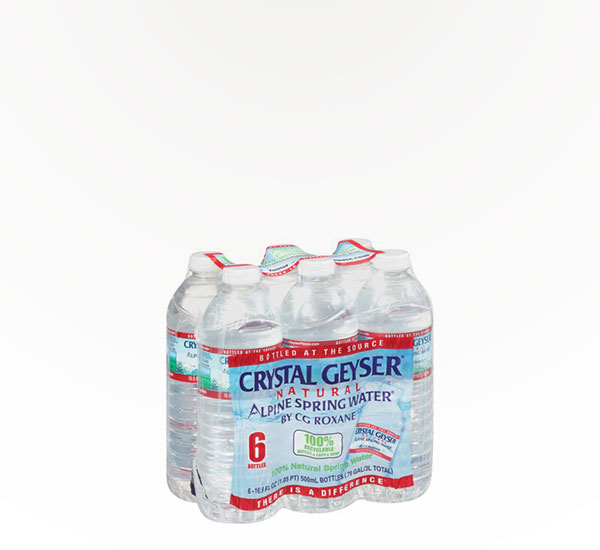 Crystal Geyser H20