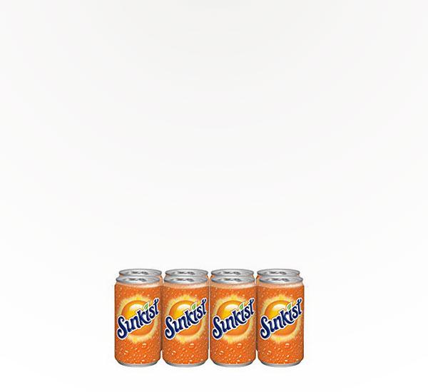 Sunkist Orange 6pk Can