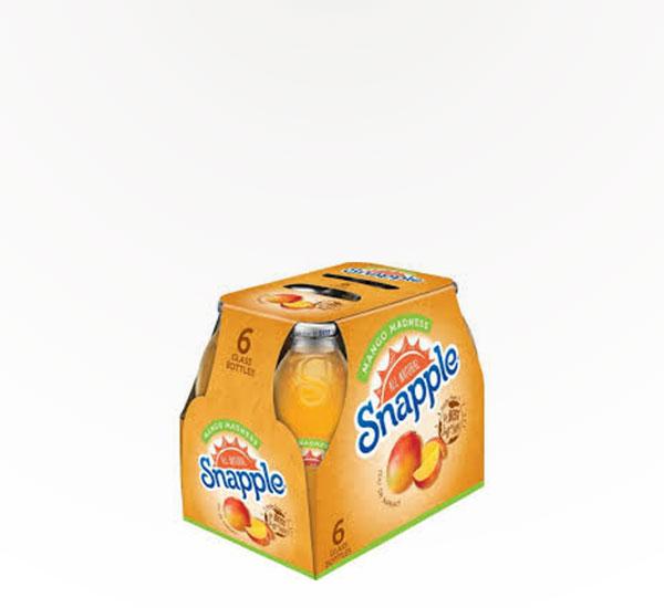 Snapple Mango Madness 6 Pk