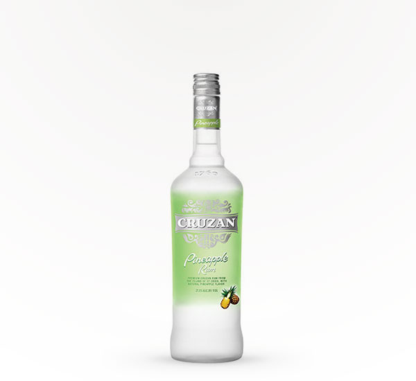 Cruzan Rum Pineapple