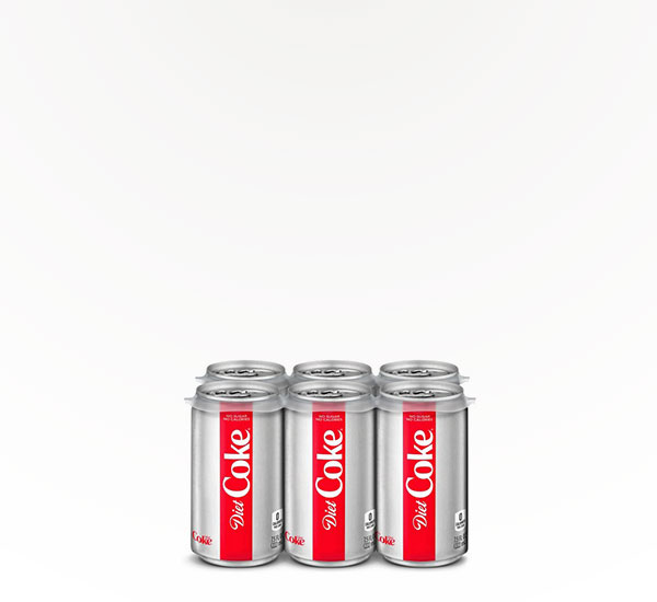 Diet Coke 6 Pk 12 Oz Can