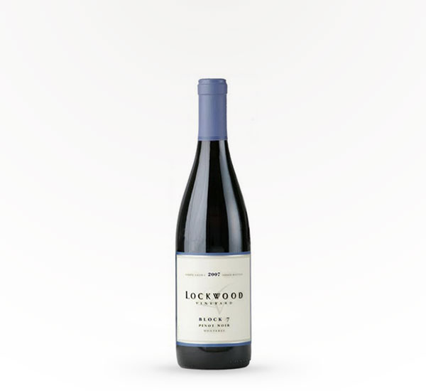 Lockwood Pinot Noir Block 7
