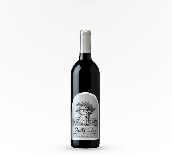 Silver Oak Winery Alexander Valley
