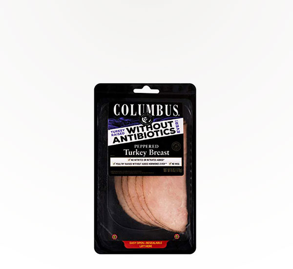Columbus No Antib.