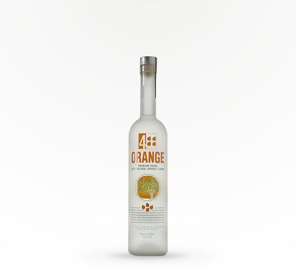 4 Orange Vodka