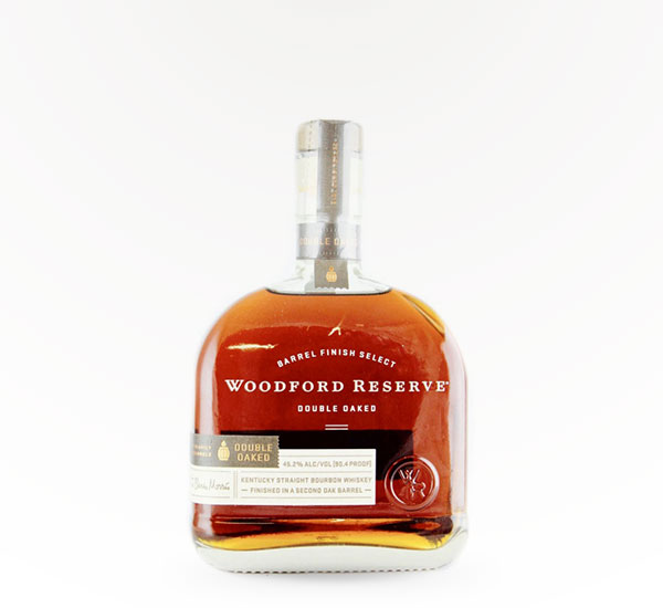 Woodford Res. Double Oaked BevMo! Select Single Brl Whiskey