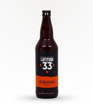 Latitude 33 Blood Orange IPA