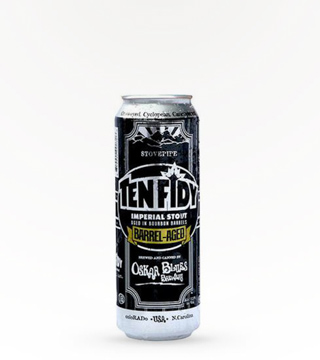 Oskar Blues Barrel Aged Ten Fiddy 19.2oz Can