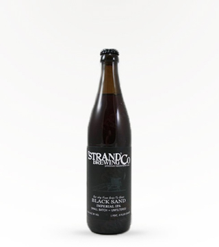 Strand Brewing White Sand Imperial IPA