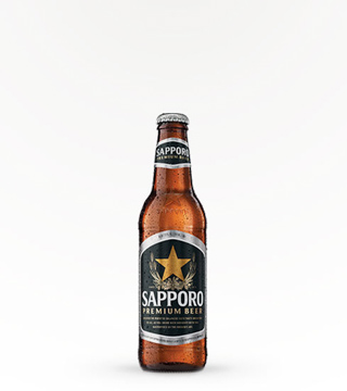 Sapporo Premium 12oz