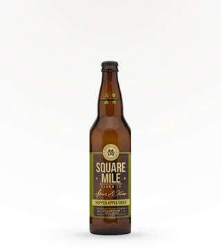 Square Mile Spur and Vine Hopped Cider