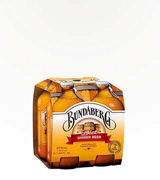 Bundaberg Diet Ginger Beer 4pk