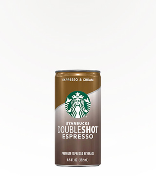 Frappuccino Double Shot Espresso & Cream