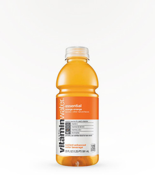 Glaceau Vitamin Essential Orange Carrot