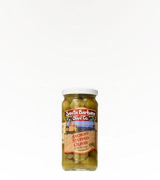 Santa Barbara Anchovy Olives