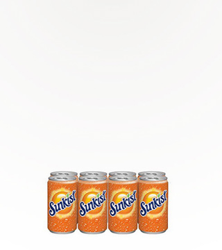 Sunkist Orange 6pk Can