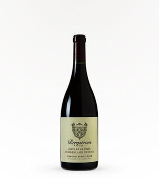 Bergstrom Pinot Noir Cumberland Reserve
