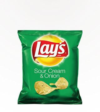 Lay's Sour Cream & Onion Potato Chips