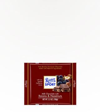Rum Raisin & Nut Chocolate Bar