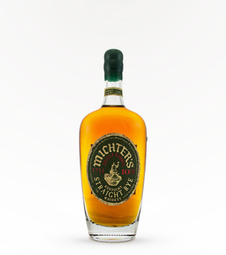MICHTERS RYE WHISKEY 10 YR