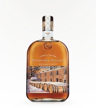 Woodford Reserve - Holiday Artist Bottle 1LT