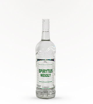 Spirytus Wesoly 192 Proof