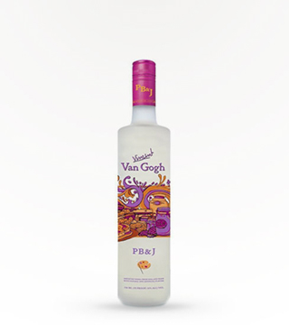 Vincent Van Gogh Pb & J Vodka
