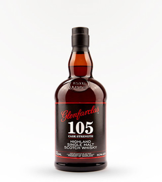 Glenfarclas Scotch 105 Cask