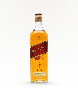 Johnnie Walker Scotch Red