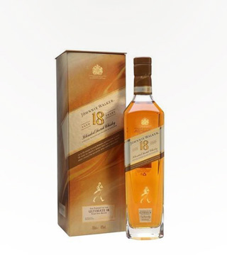 Johnnie Walker Scotch Gold 18-year-old