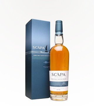 Scapa-orkney 16 Yr Single Malt