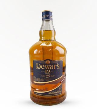 Dewars 12 Yr Special Reserve
