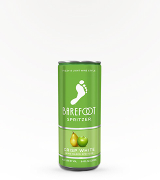 Barefoot Refresh Crisp White Spritzer Can