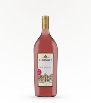 Beringer Colectn Moscato Pink 1.5 LTR