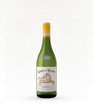 Goats do Roam White Wine