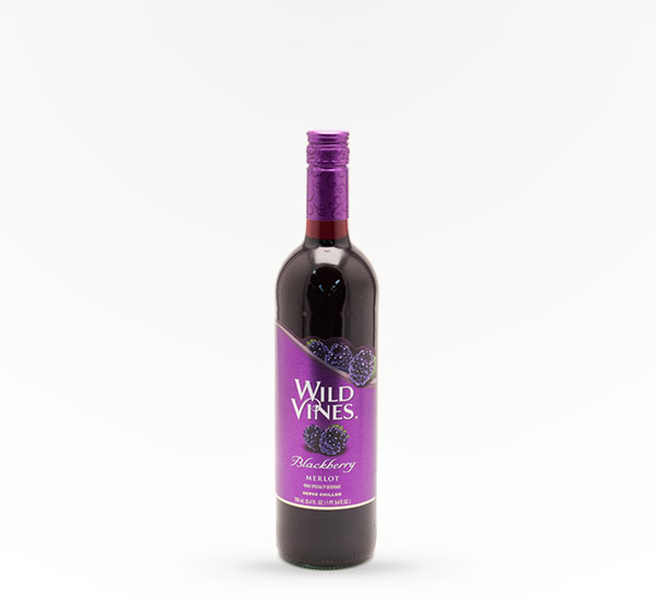 Wild Vines Blackberry Merlot